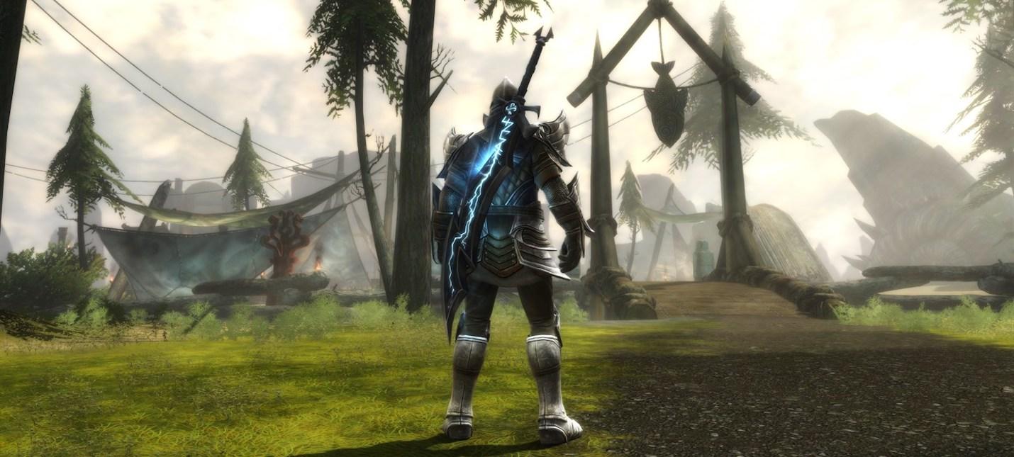 Оценки ремастера Kingdoms of Amalur: Это не ремейк