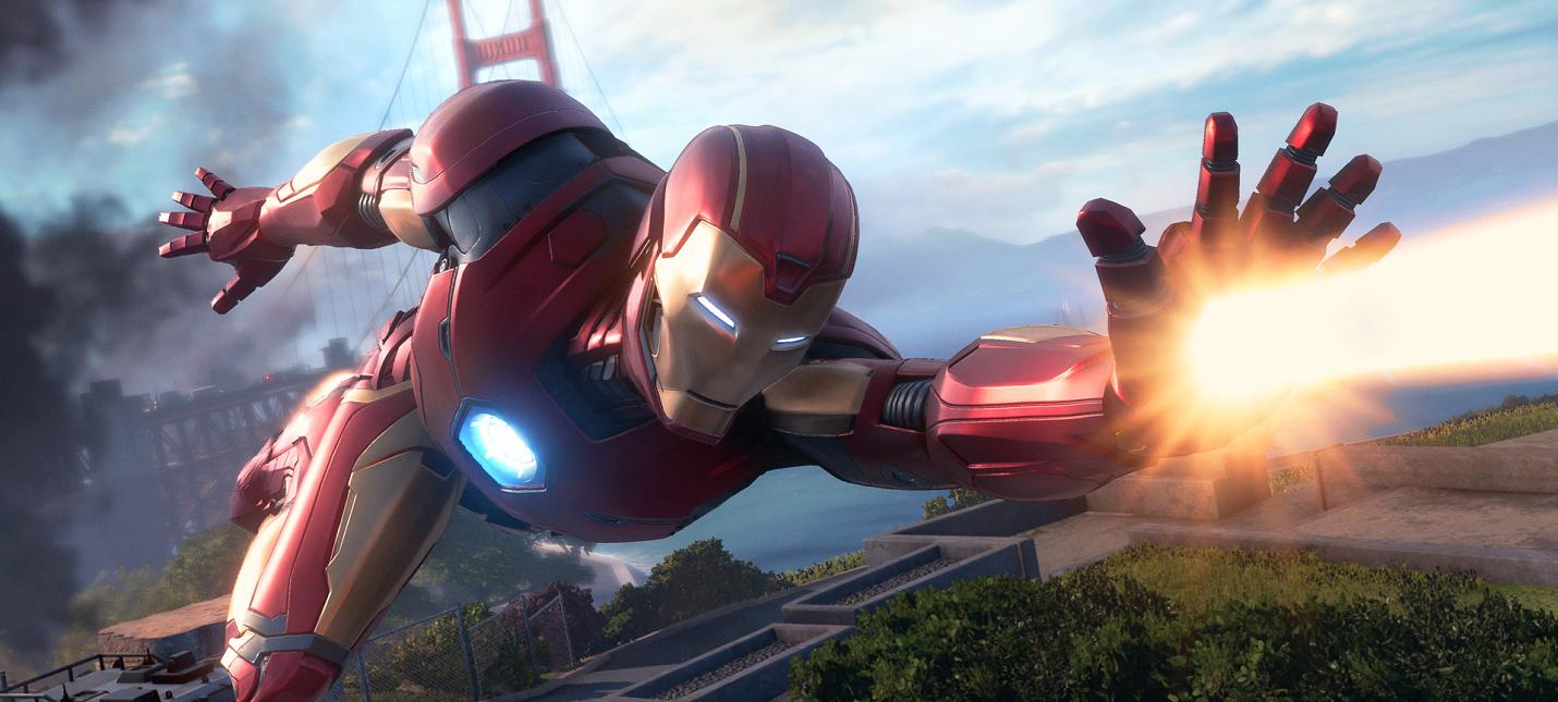 Гайд Marvels Avengers  в чем разница между уровнем персонажа и его мощью