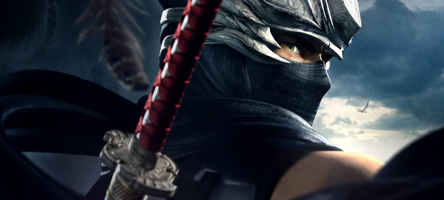 Трилогия Ninja Gaiden засветилась для PS4 и Switch