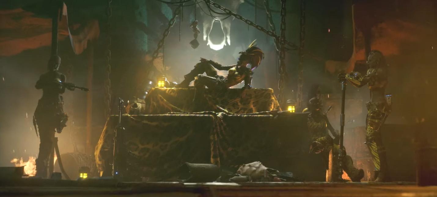 Релизный трейлер Necromunda Underhive Wars, игра уже доступна