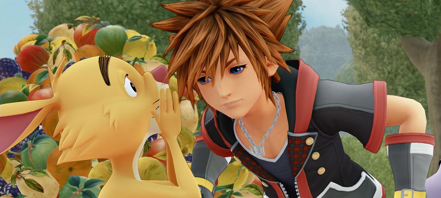 Тэцуя Номура и команда Kingdom Hearts уже работают над следующей игрой в серии