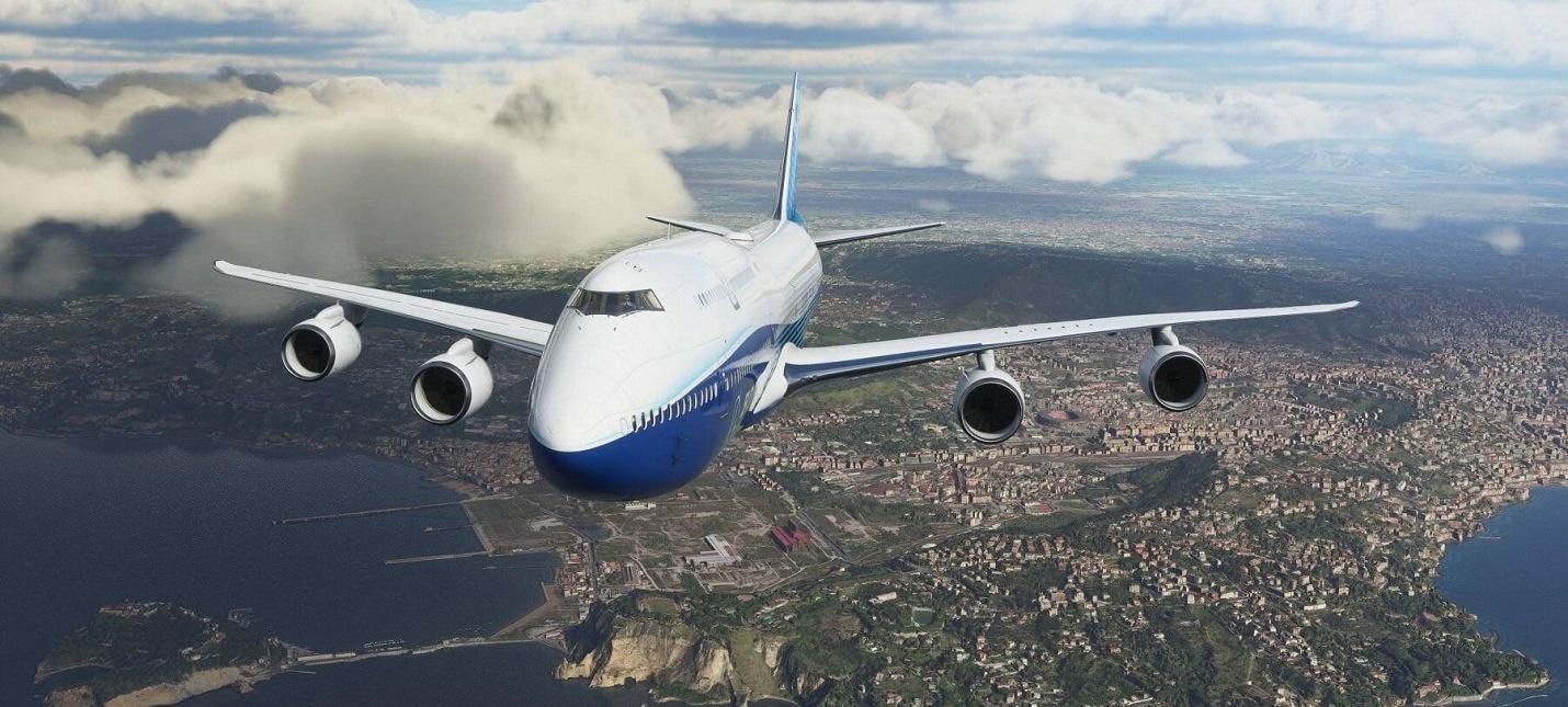 Microsoft Flight Simulator будет такой же красивой на Xbox One, как и на PC
