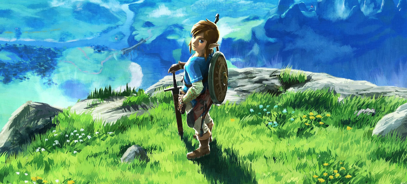 Не стоит в ближайшее время ждать новостей о The Legend of Zelda Breath of the Wild 2
