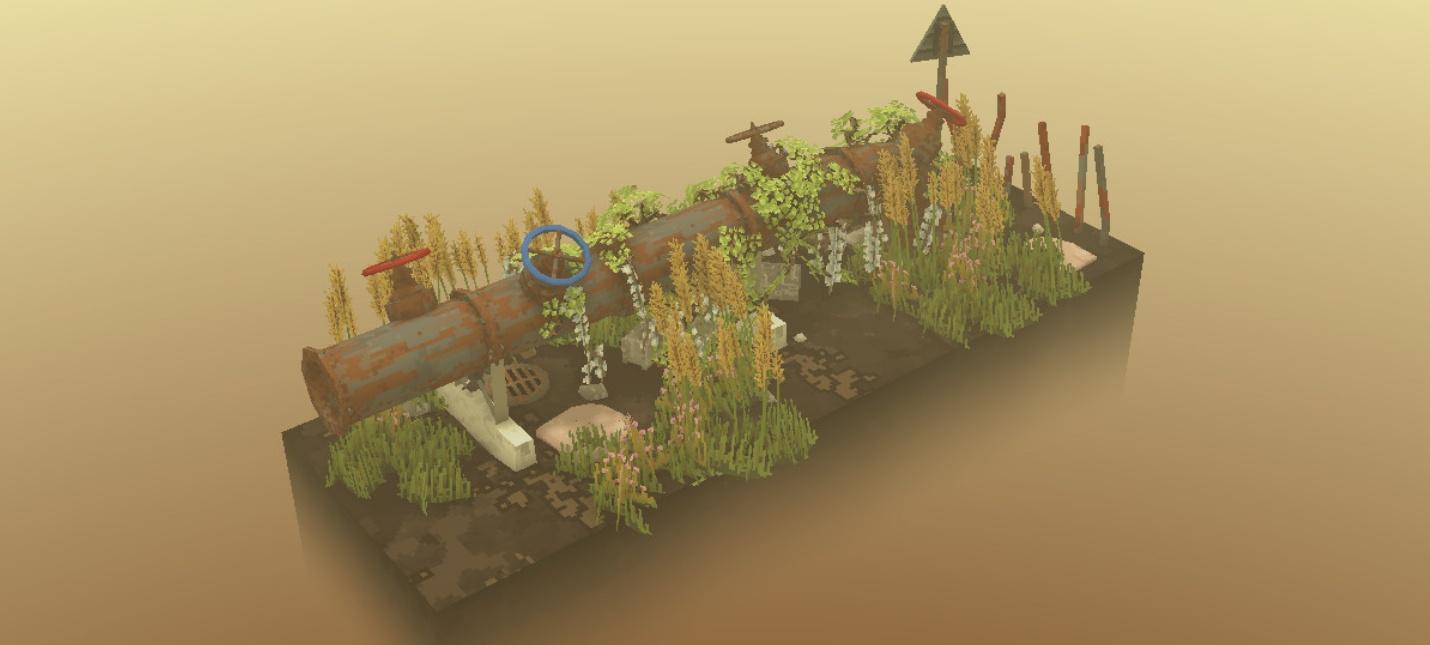 Время для отдыха — релизный трейлер медитативной игры Cloud Gardens