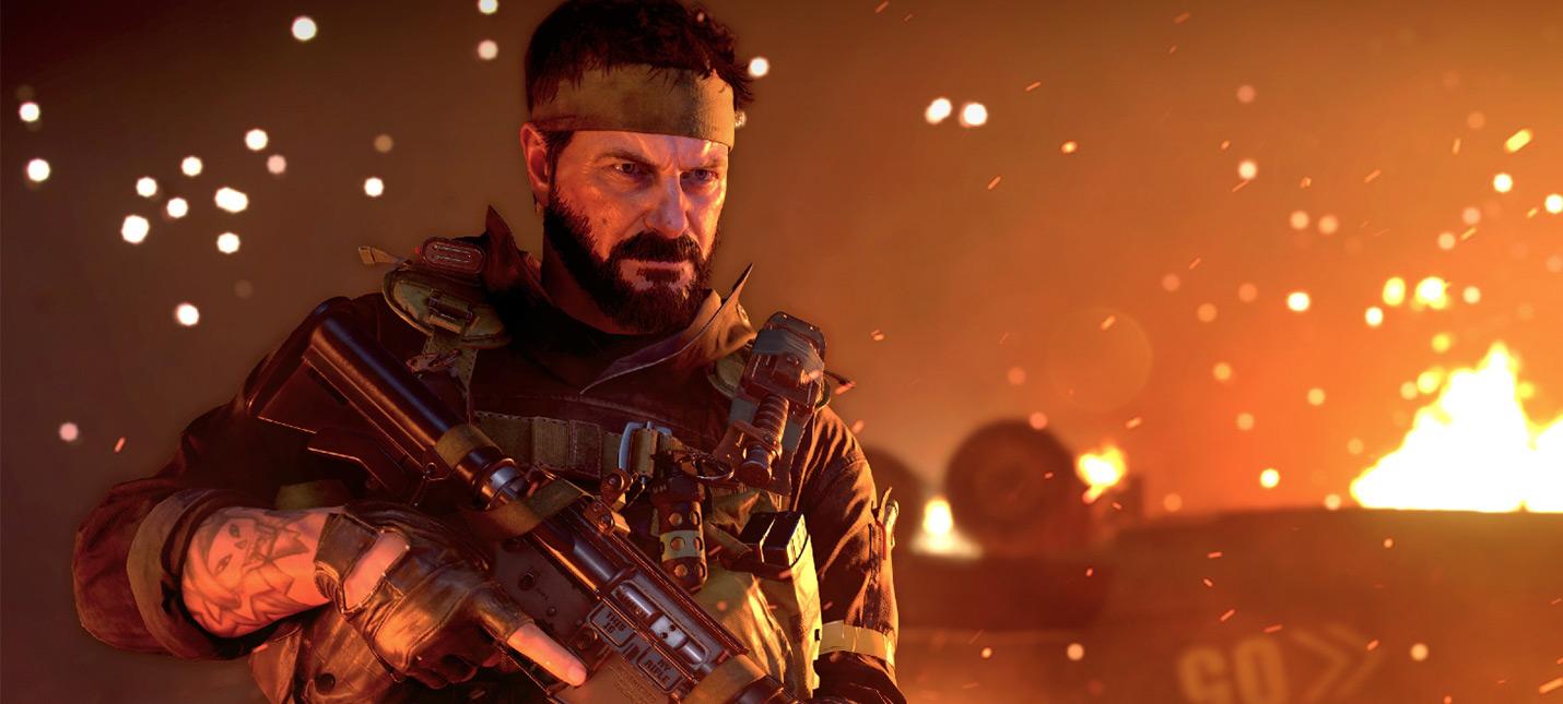 Презентация мультиплеерного режима Call of Duty Black Ops Cold War