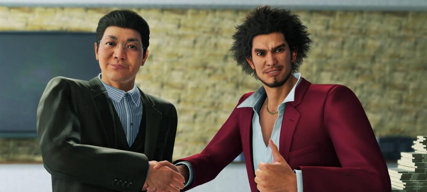 Yakuza Like A Dragon выйдет на новых Xbox раньше других консолей