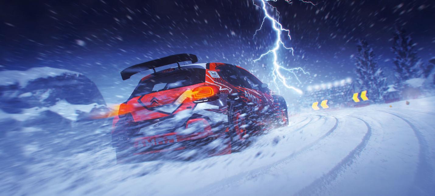 Замерзшая Ист-Ривер в новом трейлере Dirt 5