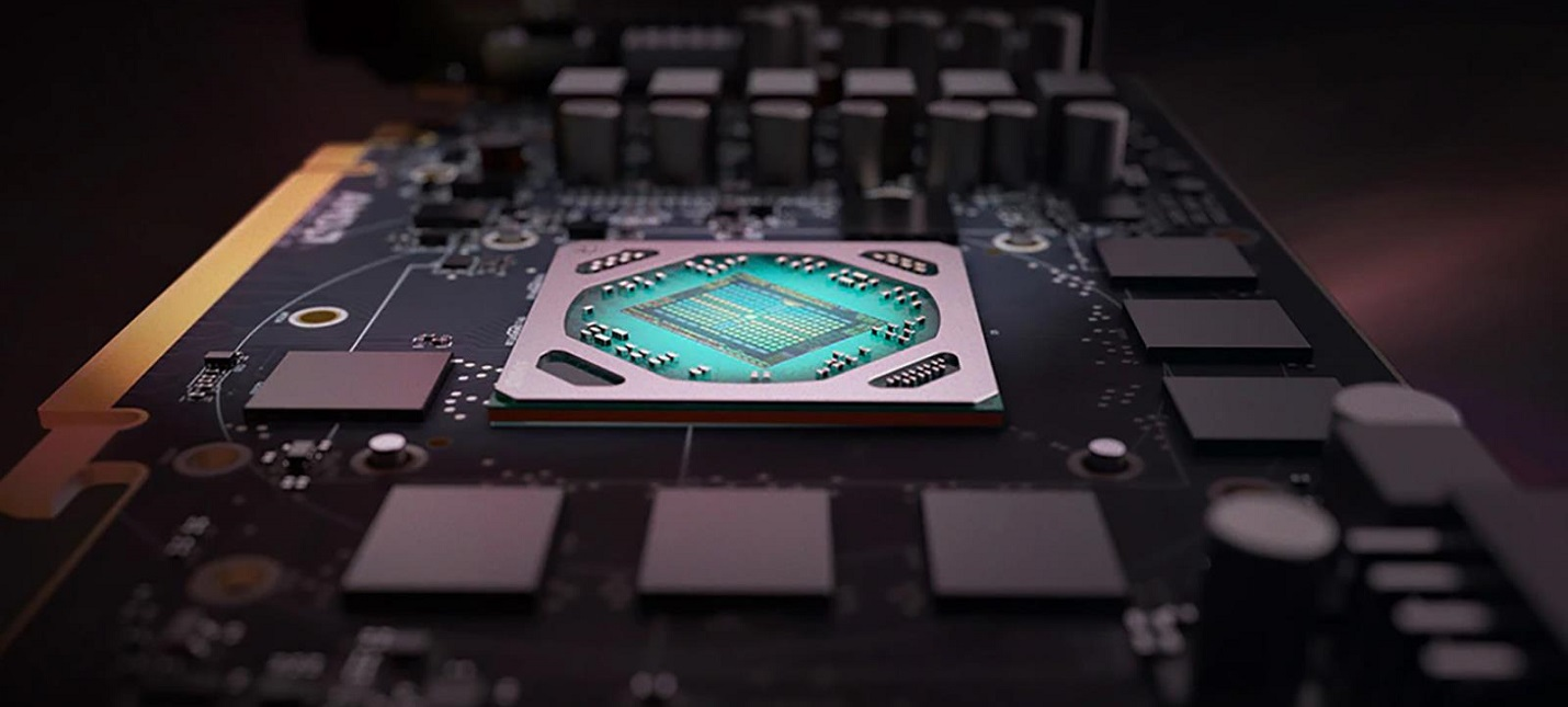 Слух Первое фото инженерного образца AMD RX 6000 утекло в сеть