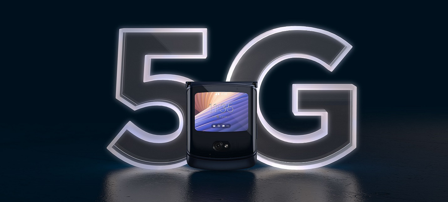 Motorola представила обновленную раскладушку Razr 5G