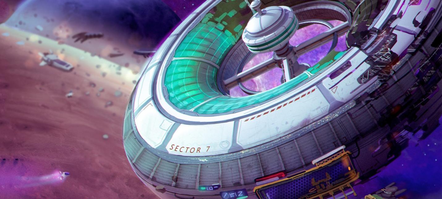 Выход космической стратегии Spacebase Startopia перенесен на 2021 год