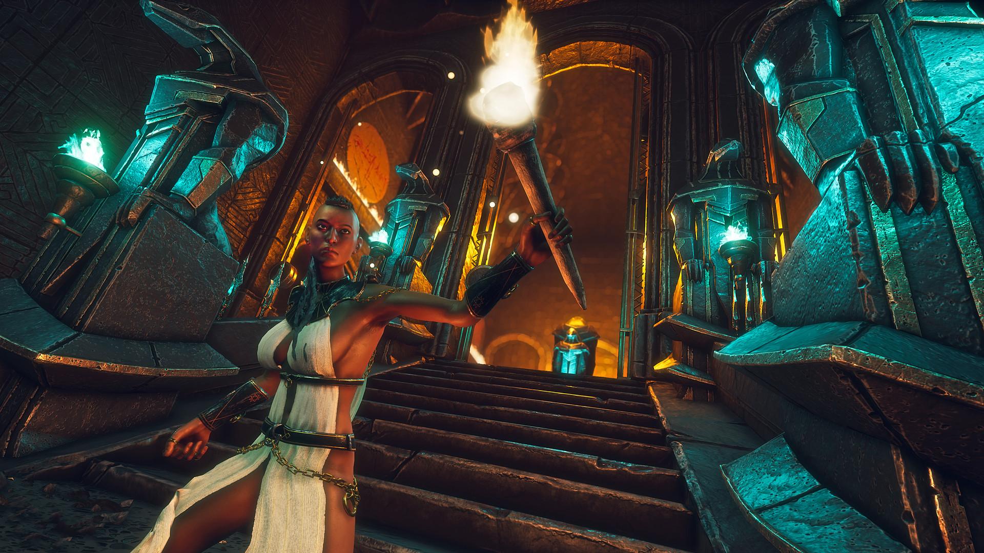 Conan Exiles получит масштабное дополнение Isle of Siptah