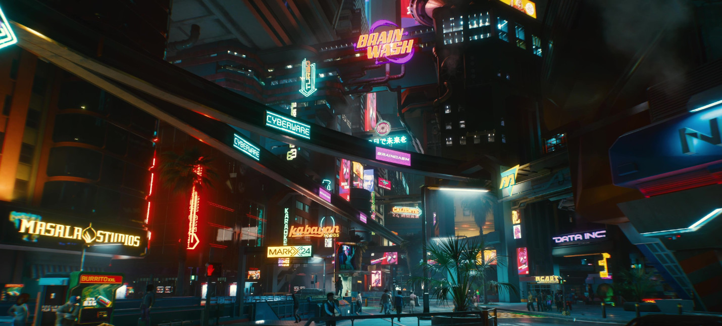 Cyberpunk 2077 Третий эпизод Night City Wire переехал на 18 сентября