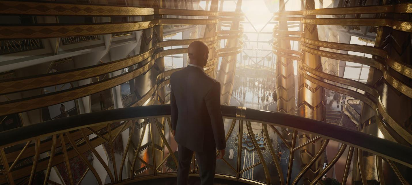 Мир глазами Агента 47 и новый геймплей — подробности VR-режима Hitman 3