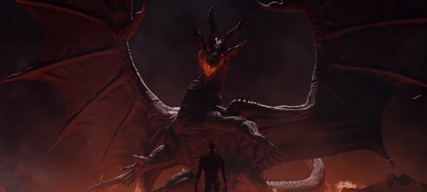 Netflix представил опенинг аниме-адаптации Dragons Dogma