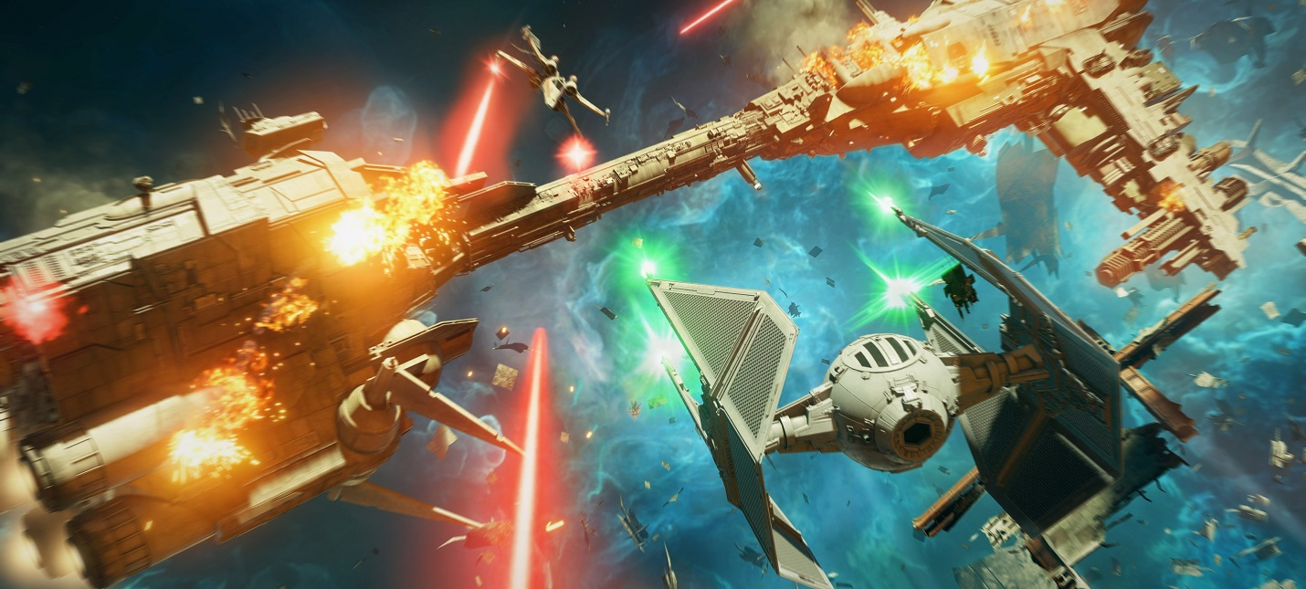 Star Wars Squadrons ушла на золото