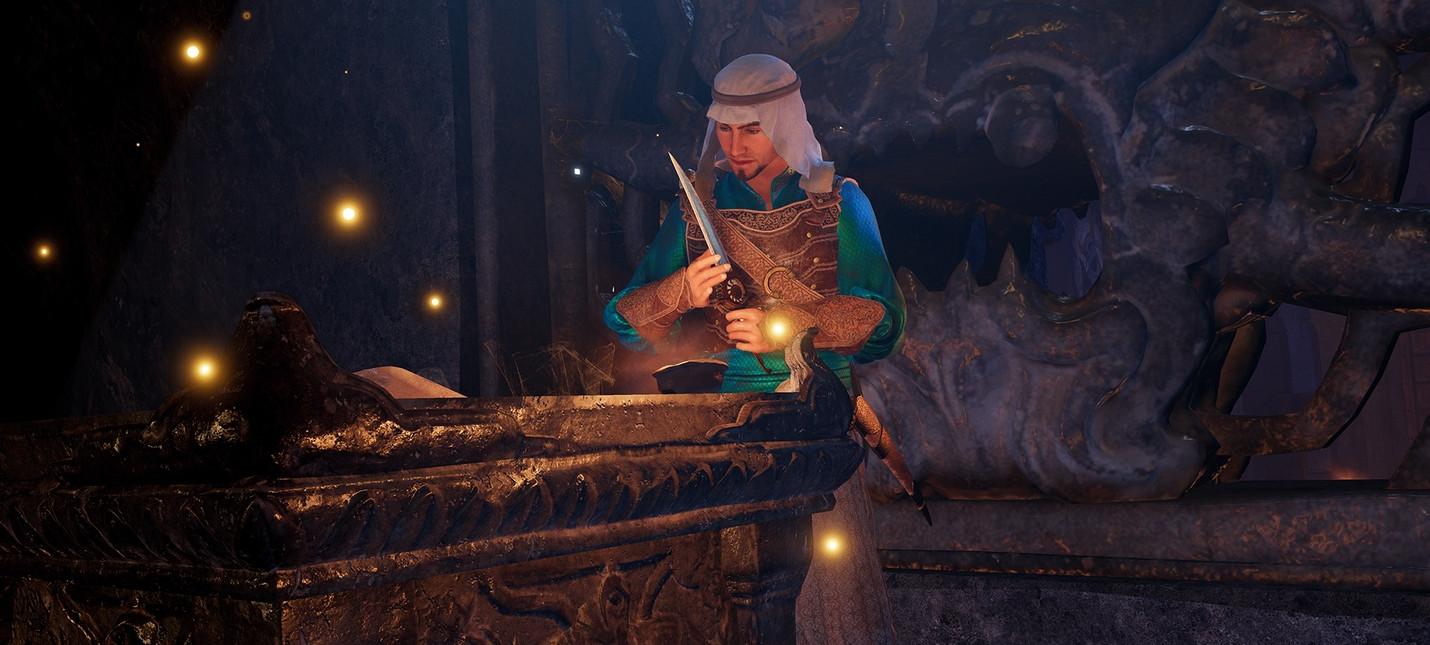 У разработчиков ремейка Prince of Persia The Sands of Time нет проблем с бюджетом и временем