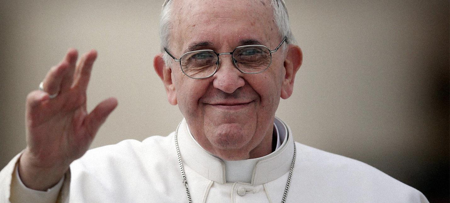 Папа римский Франциск Секс и еда  это божественные удовольствия