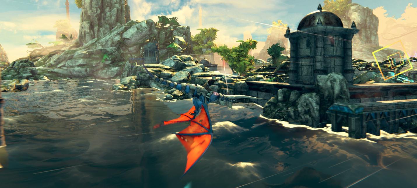 """Ремейк Panzer Dragoon выйдет на PC и PS4 """"скоро"""""""
