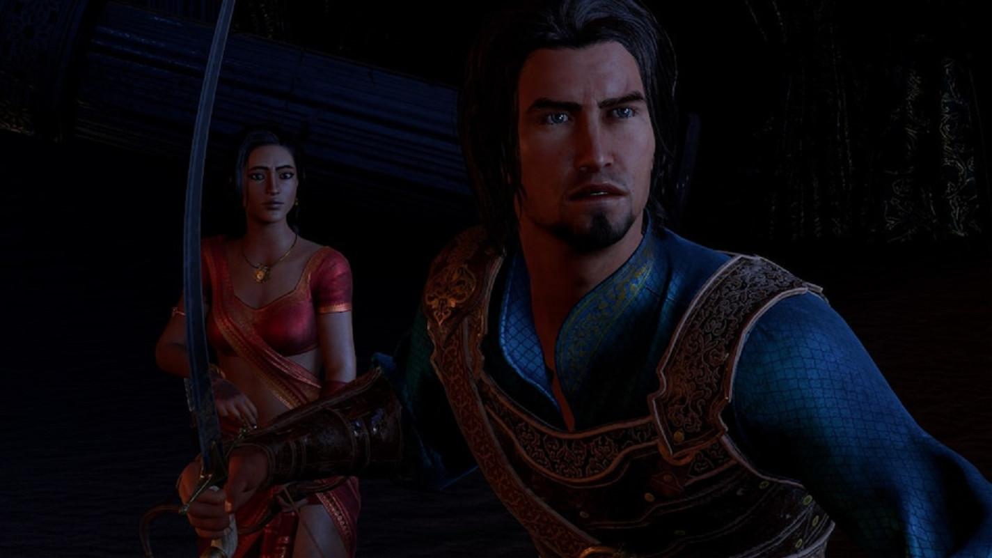 Графика ремейка Prince of Persia: The Sands of Time будет улучшена — опубликован новый скриншот