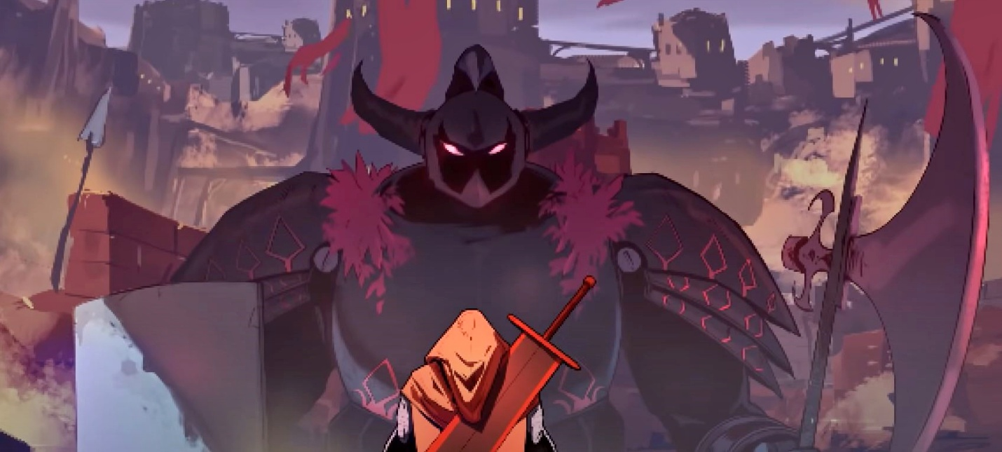 Новый геймплейный тизер игры Eldest Souls в жанре Boss Rush