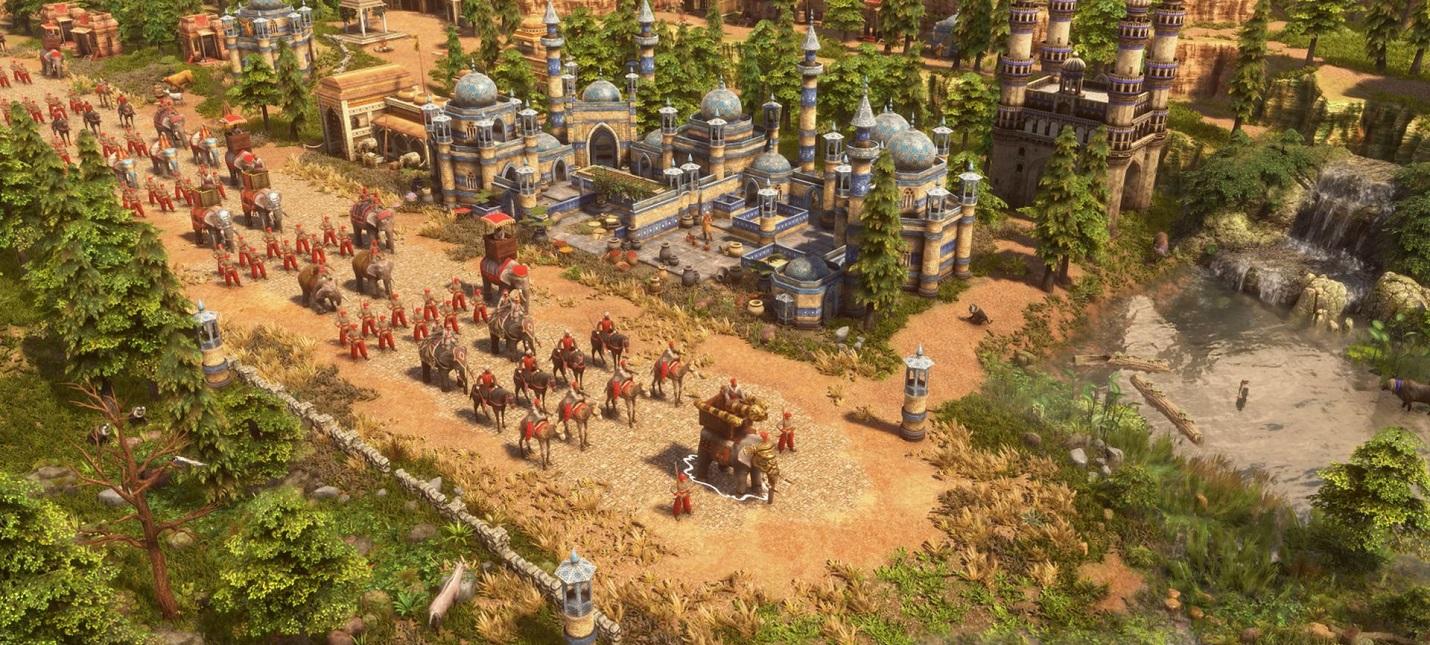 Age of Empires 3: Definitive Edition получит улучшенную физику разрушений