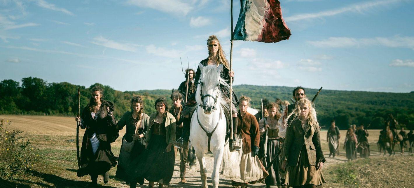 Первый трейлер французского сериала La Rvolution от Netflix