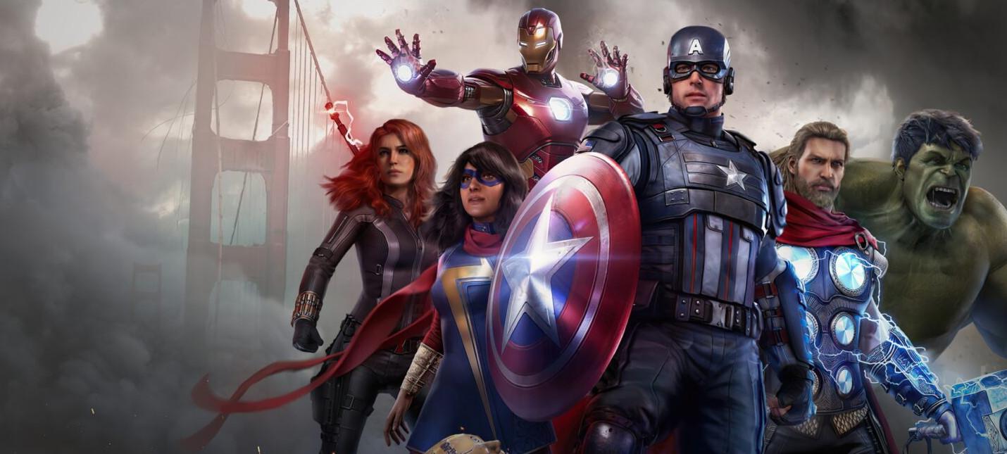 UK-чарт: Marvel's Avengers все еще лидирует