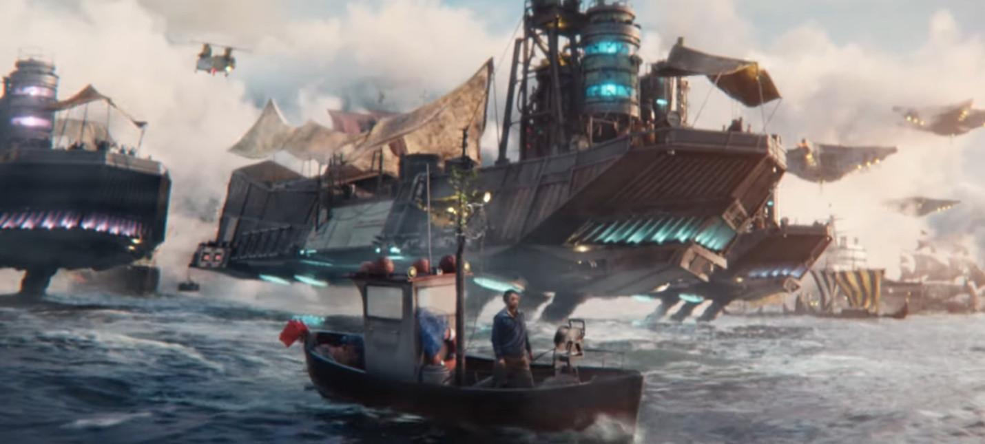 Второй рекламный ролик PS5 — The Edge