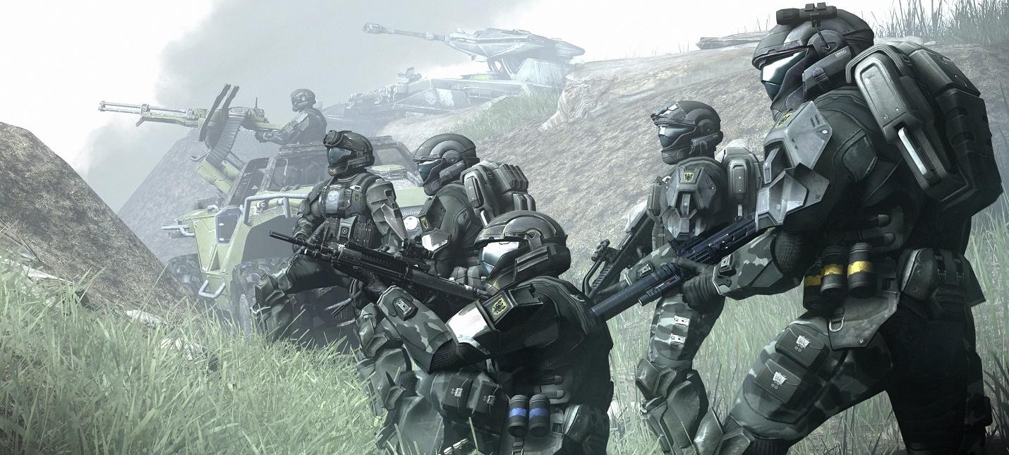 Halo 3 ODST выйдет на PC 22 сентября