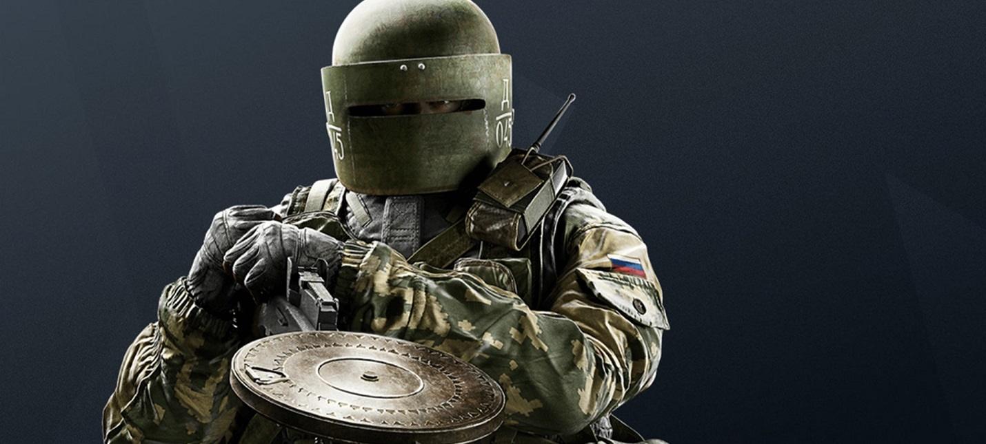 Хакеры уже играют переработанным оперативником Тачанкой в Rainbow Six Siege