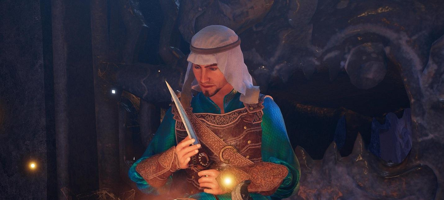 Уважение к оригиналу и перекаты  детали ремейка Prince of Persia The Sands of Time
