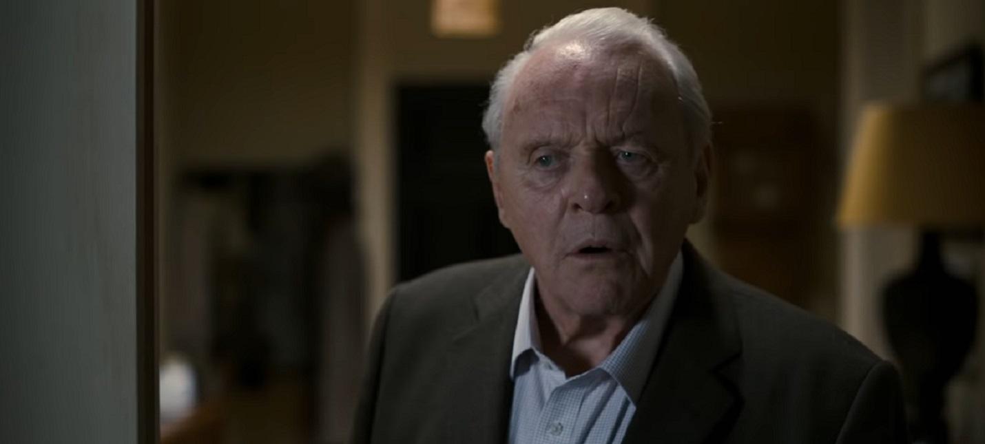 Одинокий Энтони Хопкинс в трейлере драмы Отец