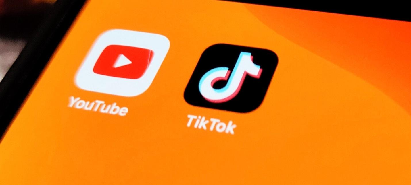 YouTube запустит конкурента TikTok — сервис коротких роликов