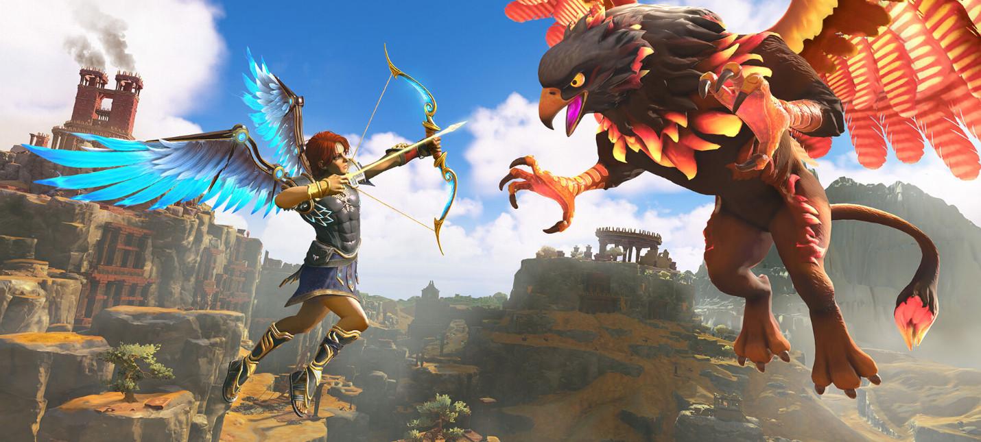 Ubisoft отказалась от названия Gods amp Monsters после спора с Monster Energy