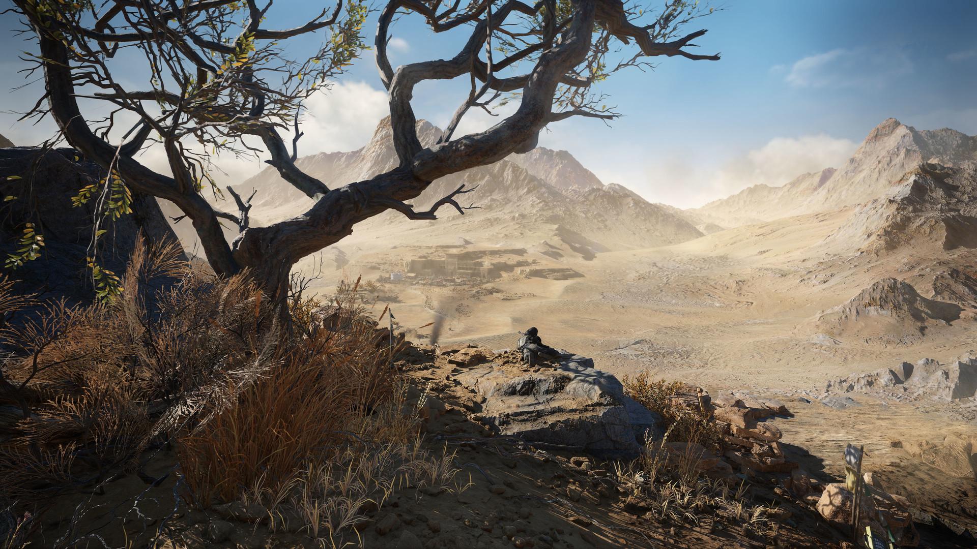Первый тизер и скриншоты Sniper Ghost Warrior Contracts 2