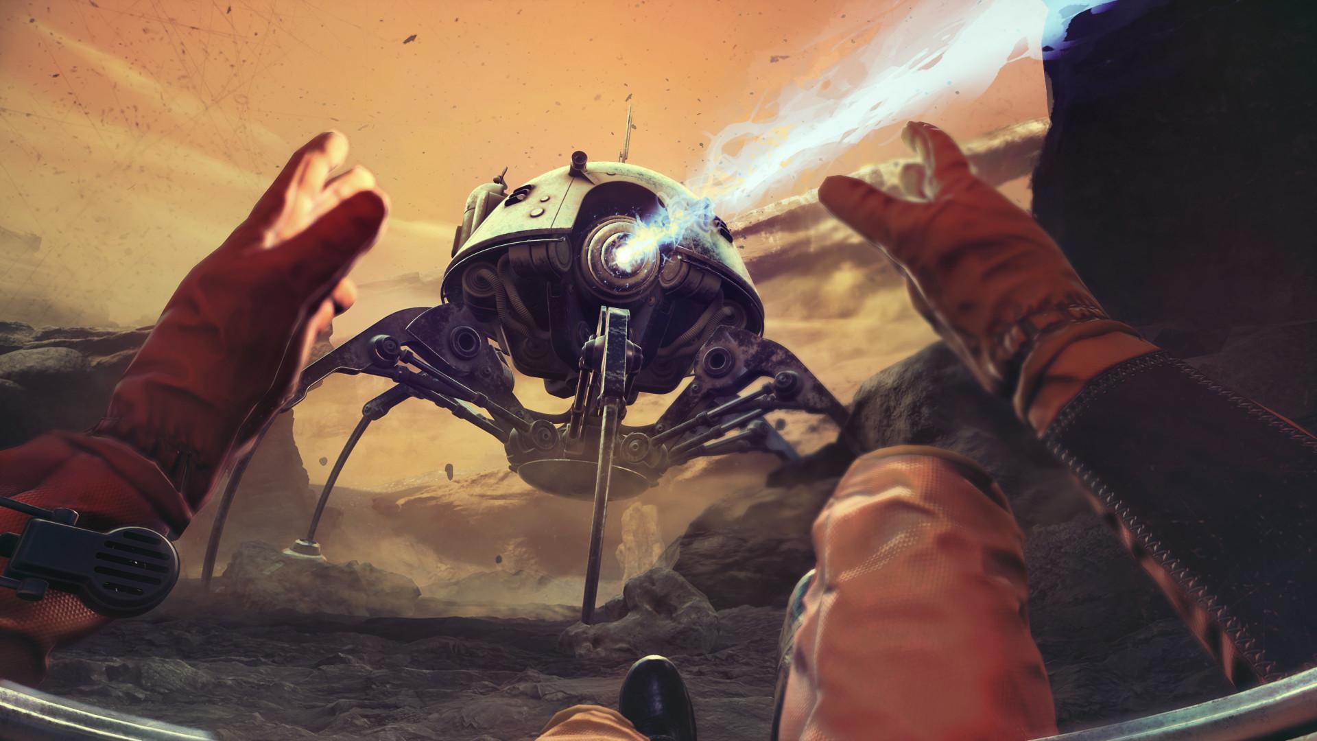 The Invincible — новый sci-fi триллер, вдохновленный романом Станислава Лема
