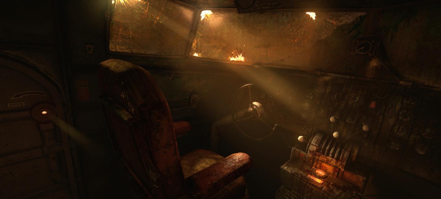 Хоррор Amnesia Rebirth выйдет 20 октября