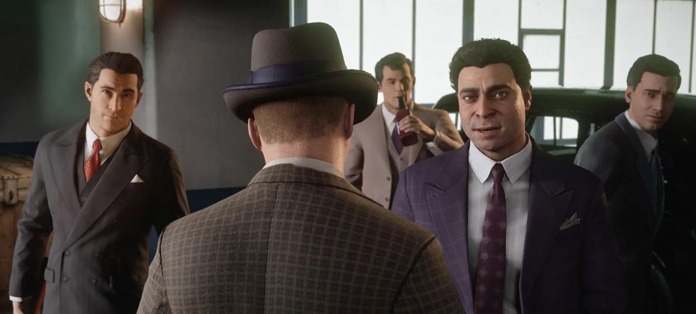 Системные требования Mafia: Definitive Edition