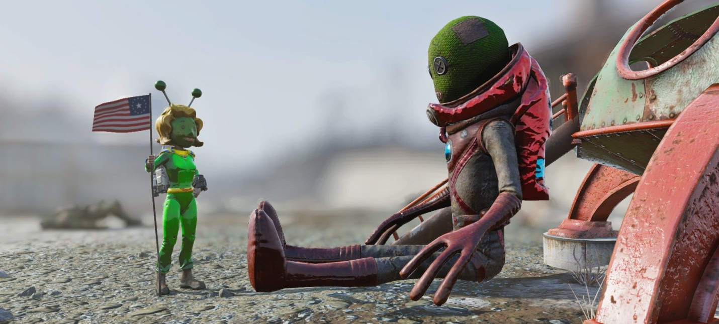 В Fallout 76 появились ежедневные операции, второй сезон и система Единой пустоши