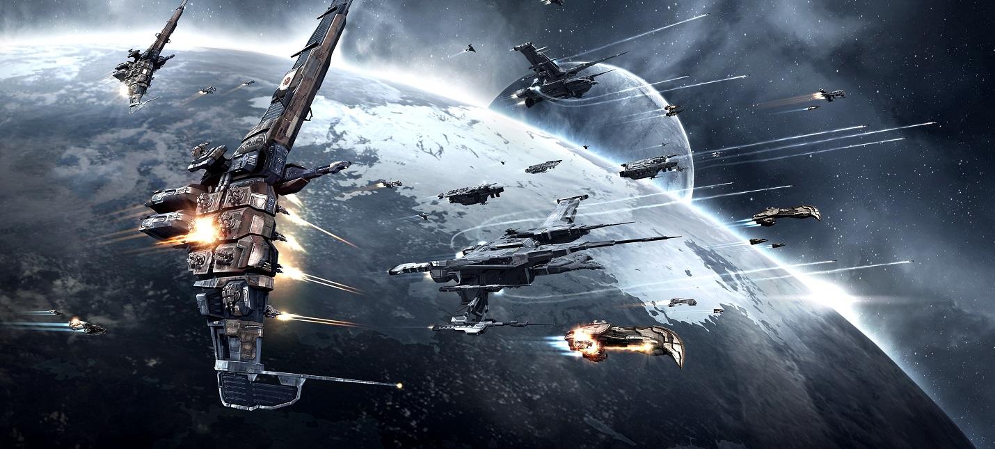 В Eve Online разгорается новая масштабная война
