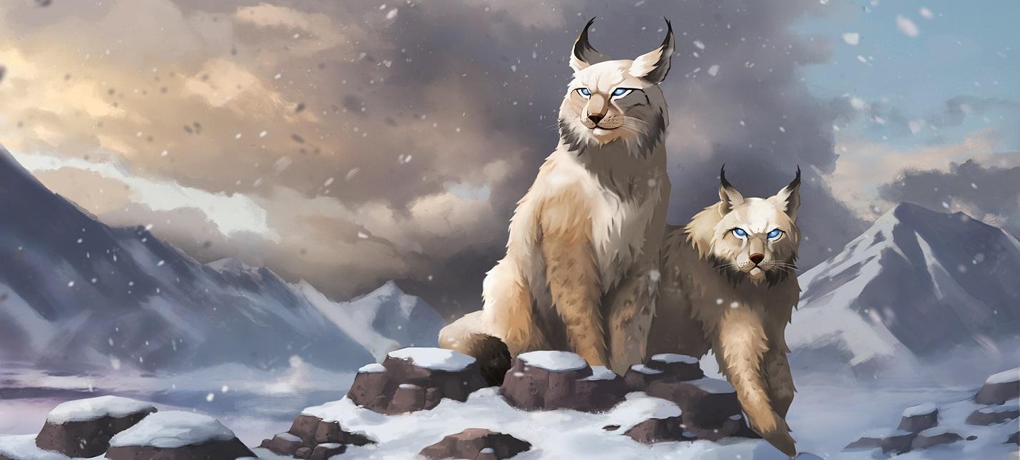 Боевые рыси в трейлере нового DLC для Northgard