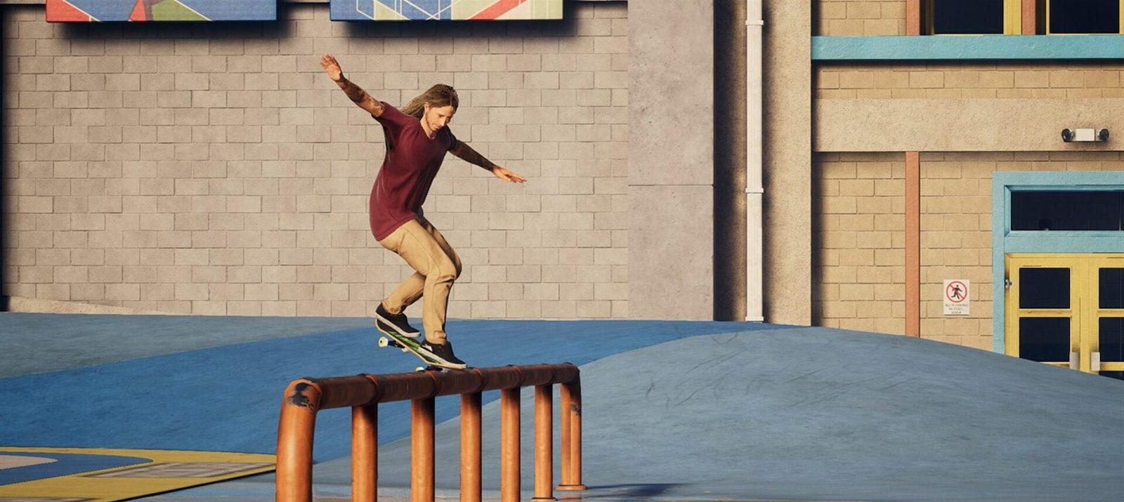 Разомни кости: Обзор Tony Hawk's Pro Skater 1 + 2