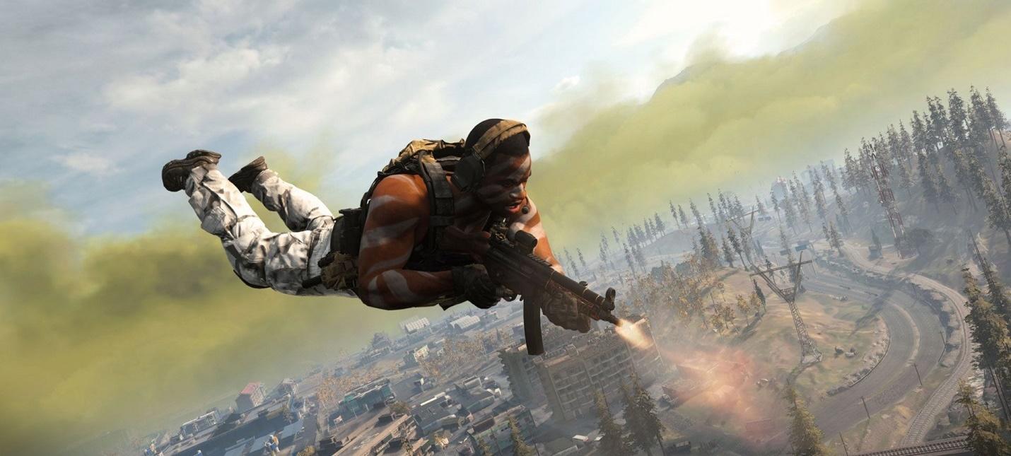 Похоже, Activision работает над мобильной версией Call of Duty Warzone