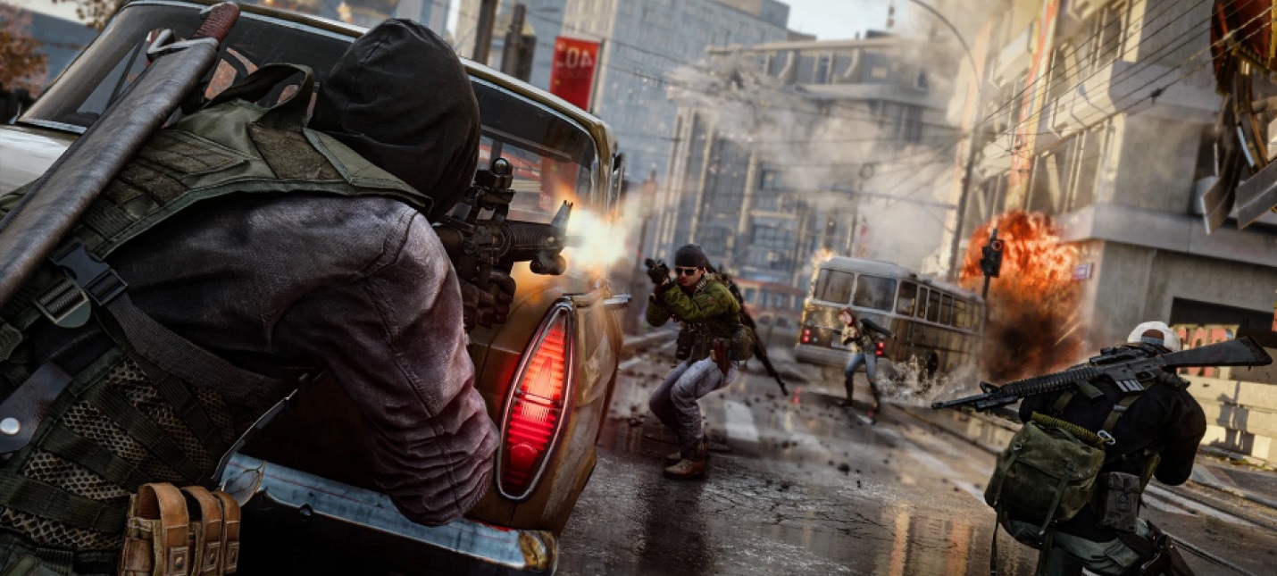 Миссия в Турции в геймплее Call of Duty: Black Ops Cold War