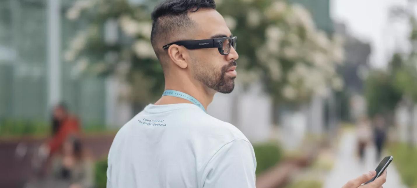 Facebook начнет тестировать умные очки в 2021 году