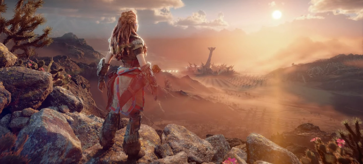 Horizon Forbidden West выйдет и на PS4