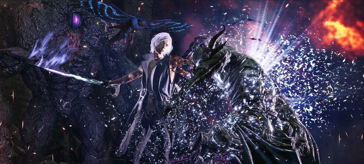 Специальное издание Devil May Cry 5 и Oddworld Soulstorm  что еще показали на презентации Sony