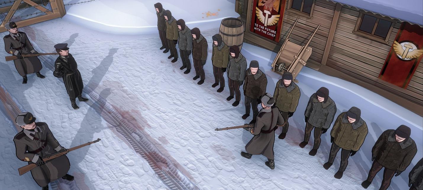 Побег с сибирской каторги в трейлере сурвайвала Dissident Frostland Escape
