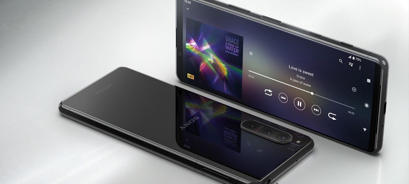 Sony Xperia 5 II  камерофон с экраном 120 Гц