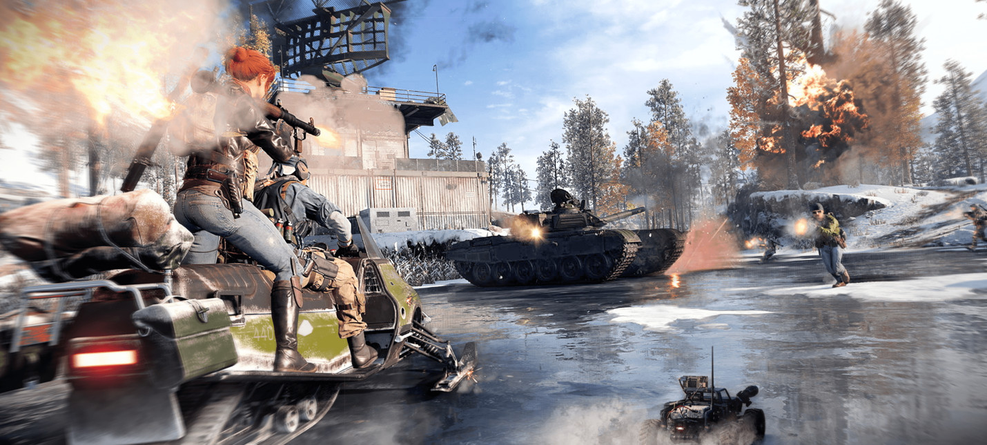 Трейлер мультиплеерной альфы Call of Duty: Black Ops Cold War